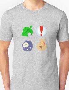 Animal Crossing Icons T-Shirt