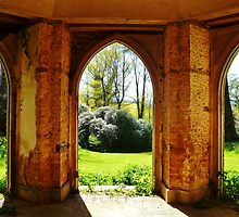 Underneath the Arches by Joanne Pickering