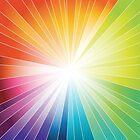 Rainbow Burst by David & Kristine Masterson