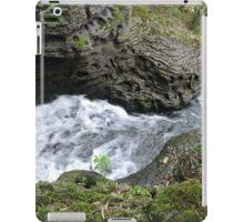 Behind the Waterfall of Love iPad Case/Skin