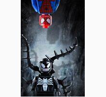 Lego Spiderman and Venom - Custom Artwork & Photography Unisex T-Shirt