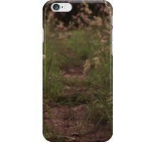 The Road to Summer iPhone Case/Skin