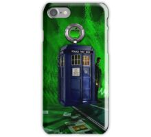 The Doctor Case iPhone Case/Skin