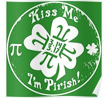 Epic Pi Day and St. Patrick's Day 2 in 1  Poster