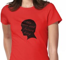 The Once and Future King Womens Fitted T-Shirt