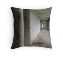Colonnade Throw Pillow
