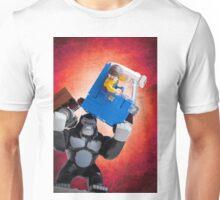 Lego Gorilla Grodd - Custom Artwork & Photography Unisex T-Shirt