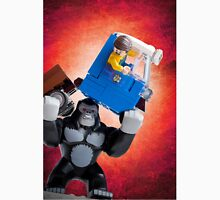 Lego Gorilla Grodd - Custom Artwork & Photography Unisex T-Shirt