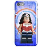 Lego Wonder Woman - Custom Artwork & Photography iPhone Case/Skin