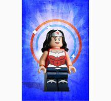 Lego Wonder Woman - Custom Artwork & Photography Unisex T-Shirt