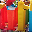 Beside the Pez by LeighAth