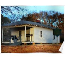 Birthplace Of Elvis Presley Poster