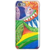 Daire's Very Not Perfect and Wonderfully Uncompromising Dragon iPhone Case/Skin