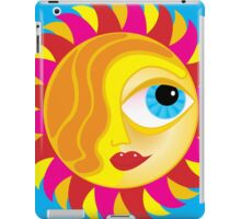 LADY SUNSHINE iPad Case/Skin