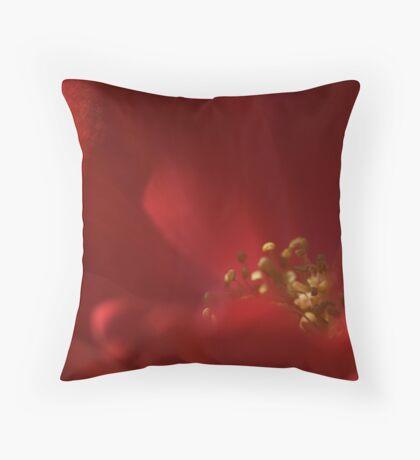 Rose Blossom 122 Throw Pillow