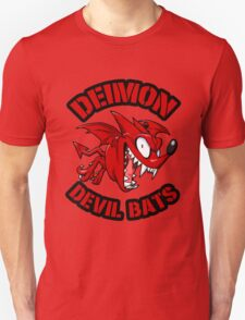 Deimon Devil Bats - Eyeshield 21 Unisex T-Shirt
