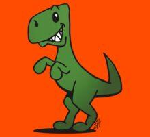 T-Rex - Dinosaur by cardvibes