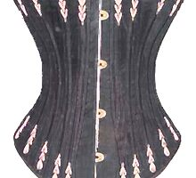 Corset from the 19th Century by NeedMoreArt