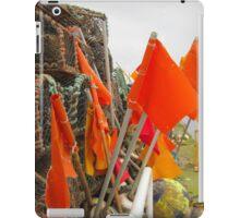 harbor flags iPad Case/Skin