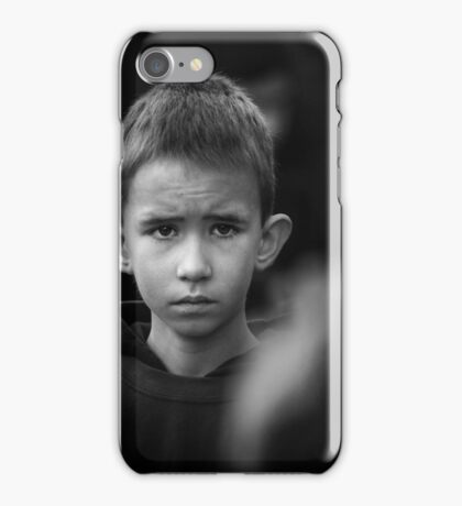 But i want to stay ! iPhone Case/Skin