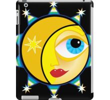 LADY MOONLIGHT iPad Case/Skin