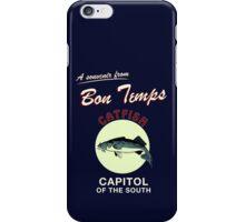 A souvenir from Bon Temps iPhone Case/Skin