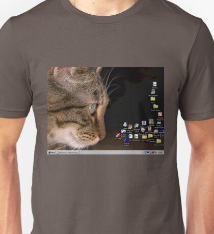 cat n mouse Unisex T-Shirt