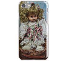Sitting Pretty iPhone Case/Skin