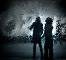Water Wall by Michelle Leong