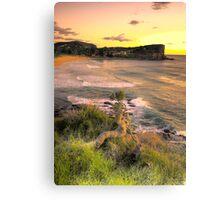 Survivor - Avalon Beach - The HDR Experience Canvas Print