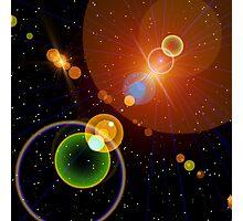 Hyper Lights Photographic Print