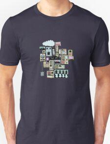Cloud Clock Can T-Shirt