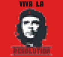 VIVA LA RESOLUTION Kids Tee