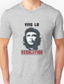 VIVA LA RESOLUTION Unisex T-Shirt