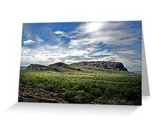 Kakadu Country Greeting Card
