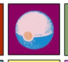 POKEBALL x9 Sticker