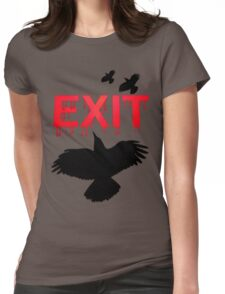 Take Flight Womens Fitted T-Shirt