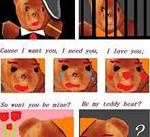 Teddy Bear by monica98