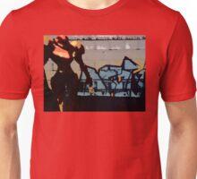 Samus in the streets Unisex T-Shirt
