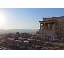 Erechtheion (Athens, Greece) Photographic Print