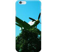 Plane on a Stick iPhone Case/Skin
