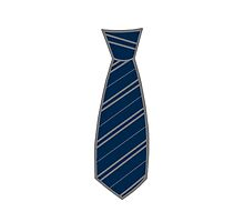 Raven House Tie by Stacey Roman