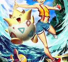 Misty & Togepi by prspark