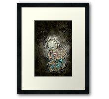 The Cobbler's Elf Framed Print