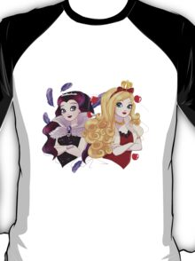 Ever After High - Apple White and Raven Queen T-Shirt