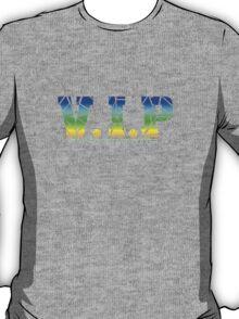 V.I.P Colorful T-Shirt