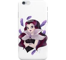 Ever After High - Raven Queen iPhone Case/Skin