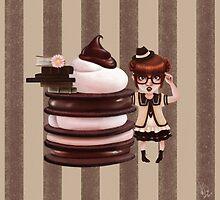 Chocolate Nerd by Viviana di Chiara