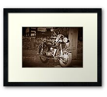 R50 Series 1955 BMW Framed Print