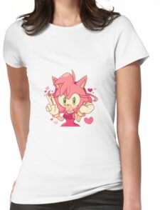 Amy Womens Fitted T-Shirt